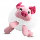 Triol/Игрушка  для собак Свинка плюшевая/D9055