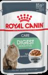 Royal Canin Digest Sensitive Gravy 85 гр./Роял канин консервы в фольге для взрослых кошек с чувствительным пищеварением