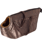 Зооник/Сумка - переноска  поролон, средняя (плащевка) 22418