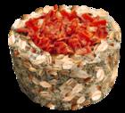 Sultan/Султан Зерновая круглая корзиночка с морковью