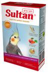 Sultan 400 гр./Султан Трапеза с овощами и экзотическими фруктами для средних попугаев