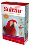 Sultan 400 гр./Султан Трапеза с овощами и экзотическими фруктами для крупных попугаев
