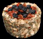 Sultan/Султан Зерновая круглая корзиночка с ягодами