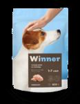 WinnerВиннер 800 гр. сухой корм д/взрослых собак мелких пород курица