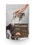 Winner 400 гр./Виннер сухой корм д/кошек стерилизованных  курица