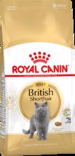 Royal Canin British Shorthair Adult 400 гр./Роял канин сухой корм для взрослых кошек британской породы