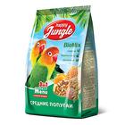 Happy Jungle Корм для средних попугаев 500 г/J104