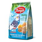 Happy Jungle Корм для волнистых попугаев при линьке 500 г/J103