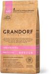 GRANDORF Сухой корм для щенков всех пород Ягненок с рисом 3 кг.