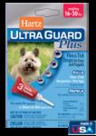 Hartz UltraGuard Plus Flea & Tick Drops H98207//Хартс капли от блох, блошиных яиц, клещей, комаров для собак и щенков 7-13 кг