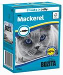 Bozita  370 гр./Бозита консервы для кошек в желе со скумбрией