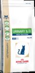 Royal Canin Urinary S/O High Dilution UHD34//сухой корм для кошек при лечении мочекаменной болезни (быстрое растворение струвитов) 400 г