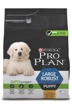 Pro Plan Puppy Large 3кг./Проплан сухой корм для щенков собак крупных пород с курицей и рисом