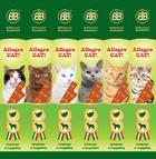 Колбаски для кошек «Аллегро Кэт» Allegro 5 гр. (6 шт.), Ягненок и индейка