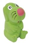 №1/Игрушка для собак разноцветные собачки с пищалкой 6 см./ЛС29/