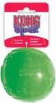 KONG игрушка для собак Сквиз Мячик очень большой резиновый с пищалкой 9 см/PSBX