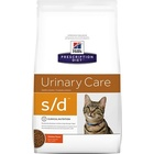 Hills Prescription Diet s/d  1,5 кг./Хиллс сухой корм для кошек при мочекаменной болезни для растворения струвитных уролитов