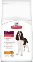 HILL'S Science Plan Medium Advanced Fitness 12 кг./Хиллс сухой корм  для собак средних пород, курица