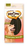 Мнямс 120 гр./6*20 гр./ Зубные палочки для собак  с эвкалиптом Профилактическое лакомство для полости рта собак