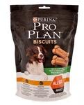 Pro Plan Biscuits 400 гр./Проплан лакомство для собак ягненок рис