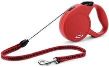 Flexi Classic Basic/Поводок-рулетка  (до 12 кг) 5 м красная