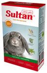 Sultan 400 гр./Султан Трапеза с овощами для кроликов