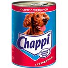 Chappi 400 гр./Чаппи консервы для собак с говядиной