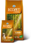 Farmina Ecopet Natural Lamb 12 кг./Фармина Полнорационный, сбалансированный корм для собак с проблемами пищеварения и аллергией.