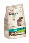 Lolo Pets 750 гр./Ло Ло Петс  Корм премиум класса для декоративных крыс