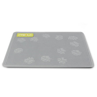 Triol/Коврик к туалету для кошки 43*33см/MB-04