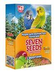 Корм для волнистых попугаев с фруктами «7 Семян», 500 гр.