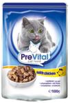 PreVital 100 гр./Превитал консервы для кошек курица в соусе