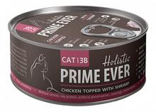 Prime Ever Chicken Topped With Shrimp 80 гр./Цыпленок с креветками в желе влажный корм для кошек