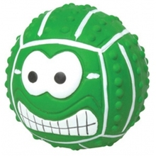 "Dezzie 5620066//Деззи игрушка для собак Мяч ""Терпение"" 6,5 см"