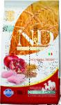 Farmina N&D Low Grain Chicken & Pomegranate Adult 2,5 кг./Фармина сухой корм для собак Курица и гранат д/собак мел пород