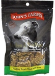 JOHN'S FARMS Chicken Rice Bones//лакомства косточки из курицы и риса для собак 80 г