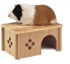 Ferplast//Ферпласт домик для морских свинок 26х18х13 см