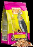 Rio 1 кг./Рио корм для средних попугаев в период линьки