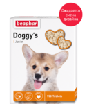 Beaphar Doggy's Junior 150 таб./Беафар Кормовая добавка  для щенков
