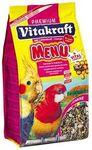Vitakraft Menu Vital 1 кг./Витакрафт корм основной  для средних попугаев