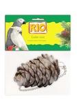 Rio /Рио Лакомство-игрушка Кедровая шишка для крупных и средних попугаев