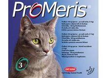 ProMeris Duo//ПроМерис Дуо капли инсекто-акарицидные для кошек весом до 4 кг кг 3 пипетки