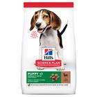 HILL'S Science Plan Puppy Healthy Development  800 гр./Хиллс сухой кормдля щенков мелких и средних пород, Ягненок с рисом