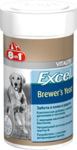 8in1 Excel  780 т./Пивные дрожжи для кошек и собак
