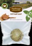 Деревенские лакомства/Лакомство для кошек Мятный шар