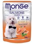Monge Dog Grill  100 гр./Консервы для собак лосось