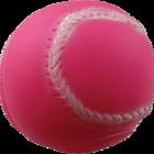 Зооник С001/Игрушка для собак Мяч теннисный 72мм