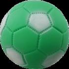 Зооник С003/Игрушка для собак Мяч футбольный 72мм