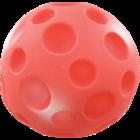 Зооник С016/Игрушка для собак Мяч-луна 75мм