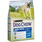 Dog Chow Adult Large Breed 2,5 кг./Дог Чау сухой корм для взрослых собак крупных пород с индейкой